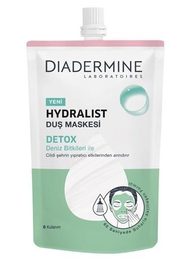 Diadermine Diadermine Hydarlist Duş Maskesi Detox 50 Ml Renksiz